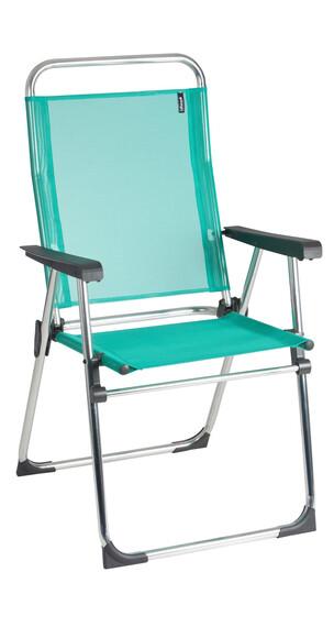 Lafuma Mobilier VICTORIA Camping zitmeubel Sun Glam Batyline turquoise